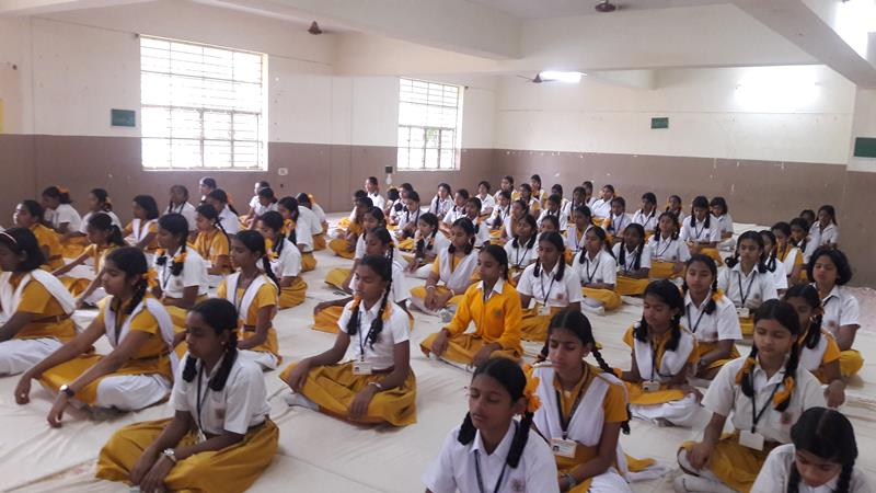 MVM Indore School Education